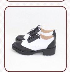 画像3: ツイステッドワンダーランド ツイステ オクタヴィネル寮 フロイド・リーチ コスプレ靴/ブーツ コスチューム ゲーム cosplay (3)
