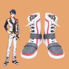 画像9: ツイステッドワンダーランド ツイステ ハーツラビュル寮 (SSR/寮服) デュース・スペード コスプレ衣装 コスチューム cosplay (9)