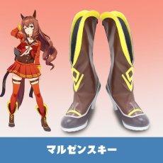 画像9: ウマ娘 プリティーダービー マルゼンスキー 勝負服 コスプレ衣装 コスチューム cosplay (9)