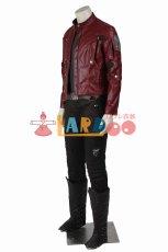 画像2: ガーディアンズ オブ ギャラクシー スター ロード ピーター クイル コスプレ衣装 アニメ コスプレ コスチューム ゲーム cosplay (2)