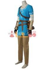 画像2: ゼルダの伝説 ブレス オブ ザ ワイルド The Legend of Zelda Breath of the Wild コスプレ衣装 アニメ コスプレ コスチューム ゲーム cosplay (2)