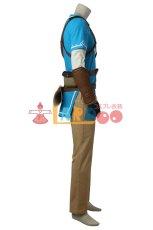 画像3: ゼルダの伝説 ブレス オブ ザ ワイルド The Legend of Zelda Breath of the Wild コスプレ衣装 アニメ コスプレ コスチューム ゲーム cosplay (3)