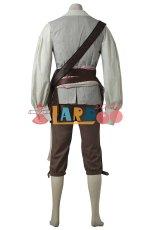画像4: ジャック スパロウ パイレーツ オブ カリビアン/最後の海賊 コスプレ衣装 cosplay (4)