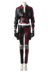 画像1: インジャスティス リーグ2 ハーレイ クイン コスプレ衣装 アニメ コスプレ コスチューム ゲーム cosplay (1)