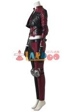 画像2: インジャスティス リーグ2 ハーレイ クイン コスプレ衣装 アニメ コスプレ コスチューム ゲーム cosplay (2)
