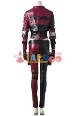 画像4: インジャスティス リーグ2 ハーレイ クイン コスプレ衣装 アニメ コスプレ コスチューム ゲーム cosplay (4)