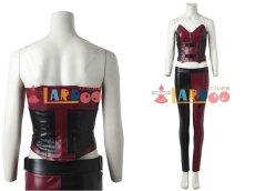 画像5: インジャスティス リーグ2 ハーレイ クイン コスプレ衣装 アニメ コスプレ コスチューム ゲーム cosplay (5)