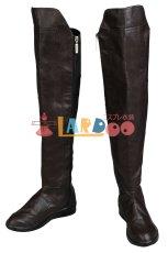 画像1: ブラックパンサー   Black Panther   オコエ ブーツのみ コスプレ衣装 アニメ コスプレ コスチューム ゲーム cosplay (1)