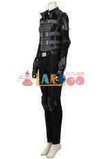 画像2: アベンジャーズ:インフィニティ・ウォー    ナターシャ・ロマノフ / ブラック・ウィドウ コスプレ衣装 アニメ コスプレ コスチューム ゲーム cosplay (2)