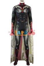 画像2: アベンジャーズ/インフィニティ・ウォーAvengers: Infinity War ヴィジョン コスプレ衣装 アニメ コスプレ コスチューム ゲーム cosplay (2)
