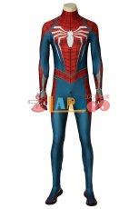 画像2: Spider-Man スパイダーマン PS4 ジャンプスーツコスプレ衣装 コスチューム ゲーム cosplay (2)