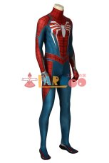 画像3: Spider-Man スパイダーマン PS4 ジャンプスーツコスプレ衣装 コスチューム ゲーム cosplay (3)