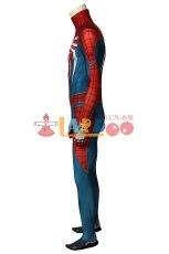 画像4: Spider-Man スパイダーマン PS4 ジャンプスーツコスプレ衣装 コスチューム ゲーム cosplay (4)