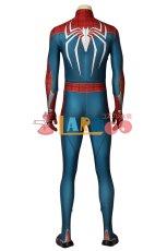 画像5: Spider-Man スパイダーマン PS4 ジャンプスーツコスプレ衣装 コスチューム ゲーム cosplay (5)
