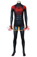 画像2: スパイダーマン: スパイダーバース(原題:Spider-Man: Into the Spider-Verse)マイルズ・モラレス コスプレ衣装 (2)