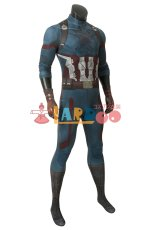 画像3: アベンジャーズ/インフィニティ・ウォー キャプテン・アメリカ スティーブ・ロジャース ジャンプスーツ コスプレ衣装 映画 コスチューム ゲーム cosplay (3)