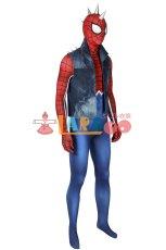 画像3: Spider-Man スパイダーパンク PS4 パンク・ロック PUNK ROCK ジャンプスーツ コスプレ衣装 コスプレ コスチューム ゲーム cosplay (3)
