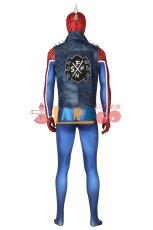 画像5: Spider-Man スパイダーパンク PS4 パンク・ロック PUNK ROCK ジャンプスーツ コスプレ衣装 コスプレ コスチューム ゲーム cosplay (5)