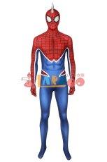 画像6: Spider-Man スパイダーパンク PS4 パンク・ロック PUNK ROCK ジャンプスーツ コスプレ衣装 コスプレ コスチューム ゲーム cosplay (6)
