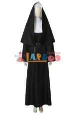 画像1: 死霊館のシスター 原題:The Nun ヴァラク コスプレ衣装 コスチューム cosplay (1)