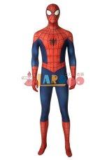 画像2: アルティメット・スパイダーマン ピーター・パーカー/スパイダーマン Ultimate Spider-Man Season1 Peter Parker ジャンプスーツ コスプレ衣装 コスチューム cosplay (2)
