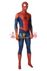 画像3: アルティメット・スパイダーマン ピーター・パーカー/スパイダーマン Ultimate Spider-Man Season1 Peter Parker ジャンプスーツ コスプレ衣装 コスチューム cosplay (3)