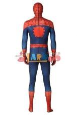 画像4: アルティメット・スパイダーマン ピーター・パーカー/スパイダーマン Ultimate Spider-Man Season1 Peter Parker ジャンプスーツ コスプレ衣装 コスチューム cosplay (4)