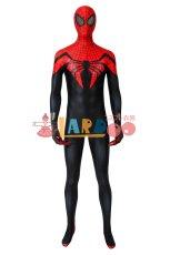 画像2: スーペリア・スパイダーマン ピーター・パーカー Superior Spider-man Marvel Comics ジャンプスーツ コスプレ衣装 コスチューム cosplay (2)