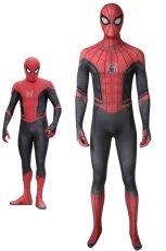 画像1: スパイダーマン:ファー・フロム・ホーム  Spider-Man: Far From Home  2019  ピーター・パーカー ジャンプスーツ コスプレ衣装 コスチューム 映画 cosplay (1)