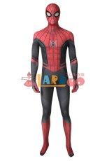 画像2: スパイダーマン:ファー・フロム・ホーム  Spider-Man: Far From Home  2019  ピーター・パーカー ジャンプスーツ コスプレ衣装 コスチューム 映画 cosplay (2)