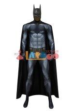 画像2: バットマン vs スーパーマン ジャスティスの誕生 ブルース・ウェイン/バットマン Batman v Superman: Dawn of Justice Batman Bruce Wayne ジャンプスーツ コスプレ衣装  コスチューム cosplay (2)