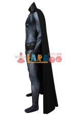 画像6: バットマン vs スーパーマン ジャスティスの誕生 ブルース・ウェイン/バットマン Batman v Superman: Dawn of Justice Batman Bruce Wayne ジャンプスーツ コスプレ衣装  コスチューム cosplay (6)