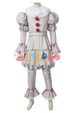 画像3: IT/イット2  ペニーワイズ ピエロ It Pennywise the Dancing Clown ブーツ付き コスプレ衣装 コスプレ コスチューム ゲーム cosplay (3)