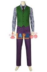 画像7: バットマン ダークナイト ジョーカー Batman The Dark Knight The Joker マスクなし ハロウィン コスプレ衣装 コスチューム cosplay (7)