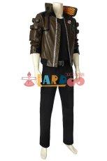 画像3: サイバーパンク2077 ヴィー Cyberpunk 2077 V 男性主人公 コスプレ衣装 コスチューム ゲーム cosplay (3)