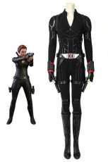 画像1: アベンジャーズ/エンドゲーム Avengers4 Endgame ナターシャ・ロマノフ/ブラック・ウィドウ Black Widow Natasha Romanoff ブーツ付き コスプレ衣装  映画 コスチューム cosplay (1)