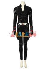 画像3: アベンジャーズ/エンドゲーム Avengers4 Endgame ナターシャ・ロマノフ/ブラック・ウィドウ Black Widow Natasha Romanoff ブーツ付き コスプレ衣装  映画 コスチューム cosplay (3)