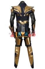 画像4: アベンジャーズ/エンドゲーム サノス Avengers4: Endgame Thanos コスプレ衣装  映画 コスチューム cosplay (4)