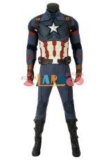 画像2: 【22%OFF-7/21まで】アベンジャーズ/エンドゲーム スティーブ ロジャース キャプテン アメリカ Avengers: Endgame Steven Rogers Captain America ブーツ付き コスプレ衣装  映画 コスチューム ゲーム cosplay (2)