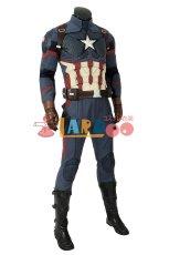 画像3: 【22%OFF-7/21まで】アベンジャーズ/エンドゲーム スティーブ ロジャース キャプテン アメリカ Avengers: Endgame Steven Rogers Captain America ブーツ付き コスプレ衣装  映画 コスチューム ゲーム cosplay (3)