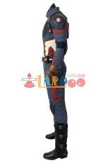 画像5: 【22%OFF-7/21まで】アベンジャーズ/エンドゲーム スティーブ ロジャース キャプテン アメリカ Avengers: Endgame Steven Rogers Captain America ブーツ付き コスプレ衣装  映画 コスチューム ゲーム cosplay (5)