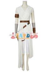 画像3: スター・ウォーズ/ザ・ライズ・オブ・スカイウォーカー レイ Star Wars: The Rise of Skywalker Rey ブーツ付き コスプレ衣装 コスチューム ゲーム cosplay (3)