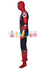 画像4: アベンジャーズ/エンドゲーム アイアンスパイダー ピーター・パーカー Avengers: Endgame Iron Spiderman Peter?Parker コスプレ衣装 コスチューム cosplay (4)