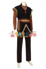 画像4: アナと雪の女王2 クリストフ・ ビョルグマン Frozen II Kristoff Bjorgman ブーツ付き コスプレ衣装 アニメ コスチューム ゲーム cosplay (4)