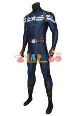画像3: キャプテン・アメリカ/ウィンター・ソルジャー スティーブ・ロジャース/キャプテン・アメリカ ジャンプスーツ コスプレ衣装  映画 コスチューム cosplay (3)
