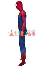画像4: アメイジング・スパイダーマン2 ピーター・パーカー The Amazing Spider-Man 2 PeterParker ジャンプスーツ コスプレ衣装 ハロウィン コスチューム cosplay (4)