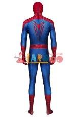 画像5: アメイジング・スパイダーマン2 ピーター・パーカー The Amazing Spider-Man 2 PeterParker ジャンプスーツ コスプレ衣装 ハロウィン コスチューム cosplay (5)