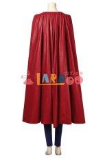 画像6: スーパーガール カーラ・ゾーエル Supergirl  Kara Zor-El ブーツ付き コスプレ衣装 (6)