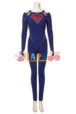 画像7: スーパーガール カーラ・ゾーエル Supergirl  Kara Zor-El ブーツ付き コスプレ衣装 (7)