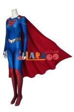 画像4: スーパーガール シーズン5 カーラ・ゾーエル ジャンプスーツ Supergirl Season 5 Kara Zor-el Zentai Jumpsuit Bodysuit 3D Print コスプレ衣装 (4)
